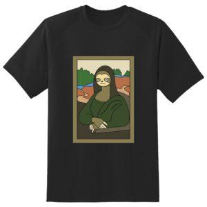 Tricou personalizat Slothalisa