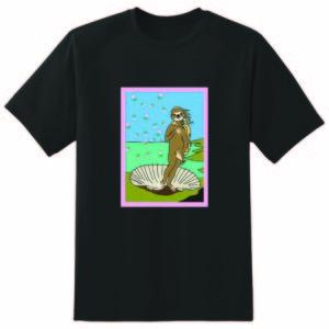 Tricou personalizat: The birth of Sloth