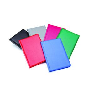 Agenda Domino nedatata si ieftina, intr-o varietate de culori