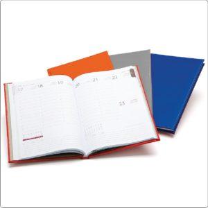 Agenda nedatata Avantaj personalizabila folio, timbru sec, print UV sau gravare laser.