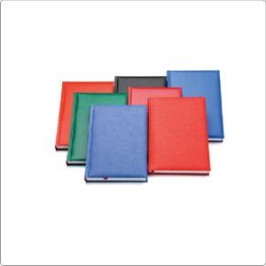 Agenda datata Basic personalizabila folio, timbru sec, print UV sau gravare laser.