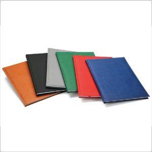 Agenda nedatata Lux personalizabila folio, timbru sec, print UV sau gravare laser.