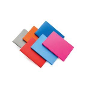 Agenda nedatata Notebook Flex personalizabila folio, timbru sec, print UV sau gravare laser.