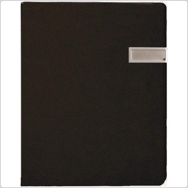 Agenda nedatata Notebook USB personalizabila folio, timbru sec, print UV sau gravare laser.