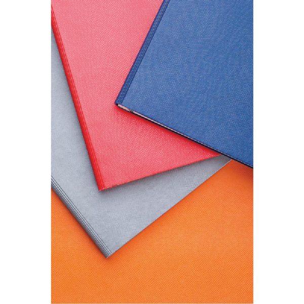 Agenda nedatata Quatro Flex personalizabila folio, timbru sec, print UV sau gravare laser.