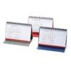 Calendar de birou Caro personalizabil folio, timbru sec, print UV sau gravare laser.