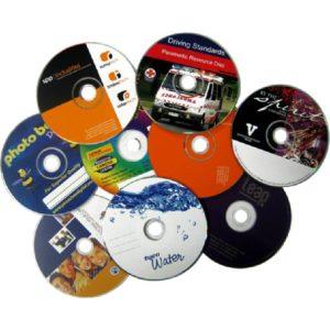 CD/DVD-uri personalizate