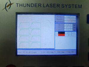 Debitare laser: carti de vizita