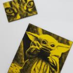 Fotogravura laser: fotografii de durata