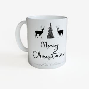 """Cana de Craciun """"Merry Christmas"""""""